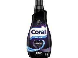 Coral Black Velvet fluessig 22 WL