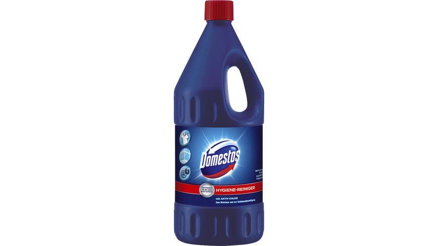 Domestos Hygiene Reiniger mit Aktiv Chlor