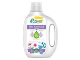 Ecover Fluessigwaschmittel Color Konzentrat Apfelbluete Freesie
