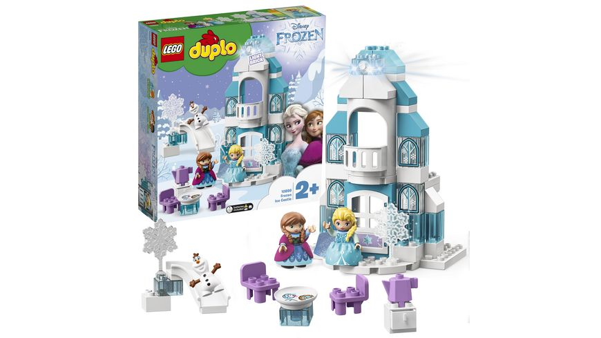 LEGO DUPLO - 10899 Disney Elsas Eispalast