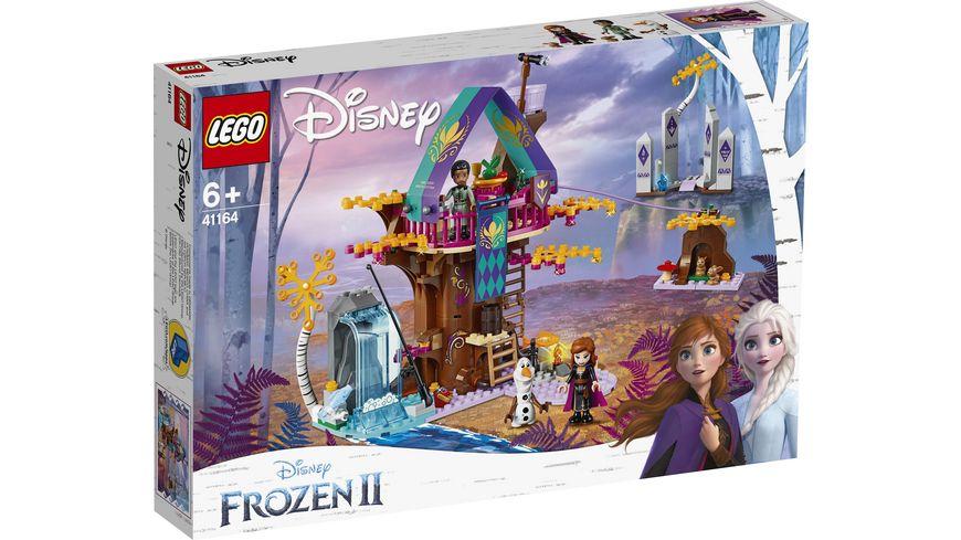 LEGO Disney Frozen II 41164 Verzaubertes Baumhaus