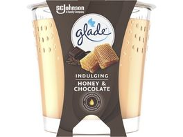 glade Duftkerze Honey Chocolate