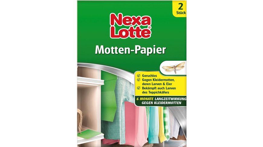 Nexa Lotte® Mottenschutz-Papier