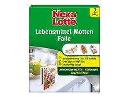 Nexa Lotte Lebensmittel Motten Falle