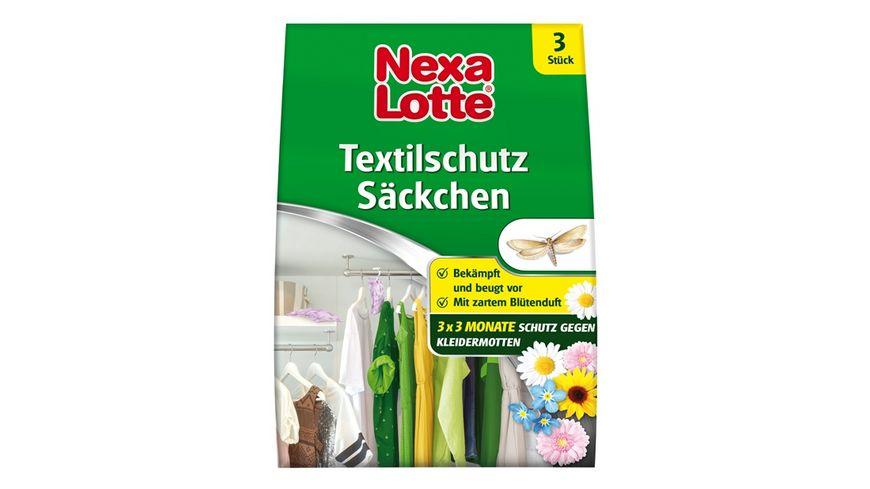 Nexa Lotte Textilschutz Saeckchen