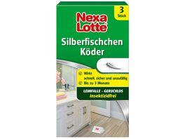Nexa Lotte Silberfischchen Koeder