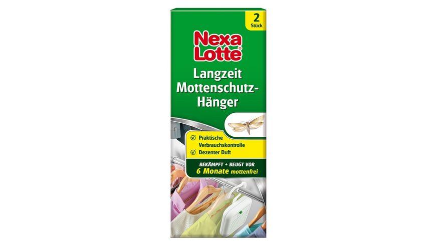 Nexa Lotte Langzeit Mottenschutz Haenger