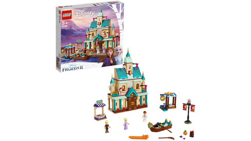 LEGO Disney Frozen II - 41167 Schloss Arendelle