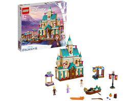 LEGO Disney Frozen II 41167 Schloss Arendelle