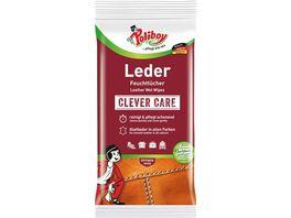 Poliboy Clever Care Leder Feuchttuecher