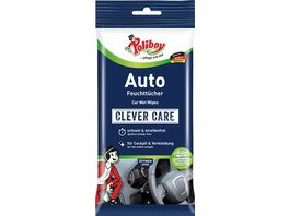 Poliboy Clever Care Auto Feuchttuecher