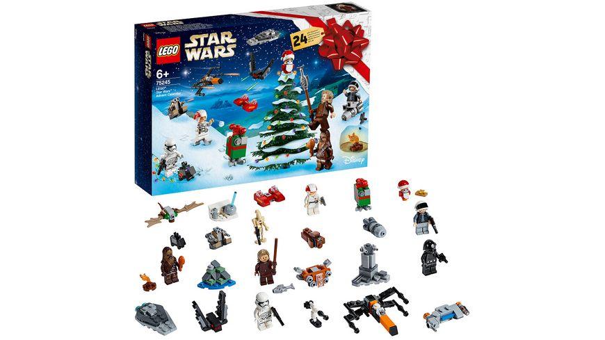 LEGO Star Wars 75245 Adventskalender
