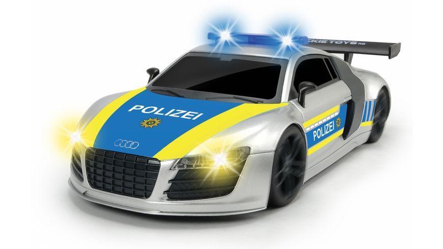 Dickie RC Police Patrol RTR