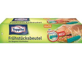 Toppits Fruehstuecksbeutel 1L