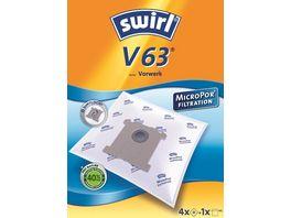 swirl V 63 MicroPor Vorwerk