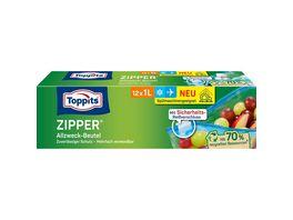 Toppits Zipper 1L