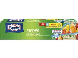 Toppits Zipper 3L