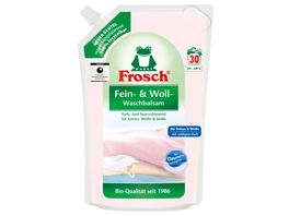 Frosch Fein Woll Waschbalsam