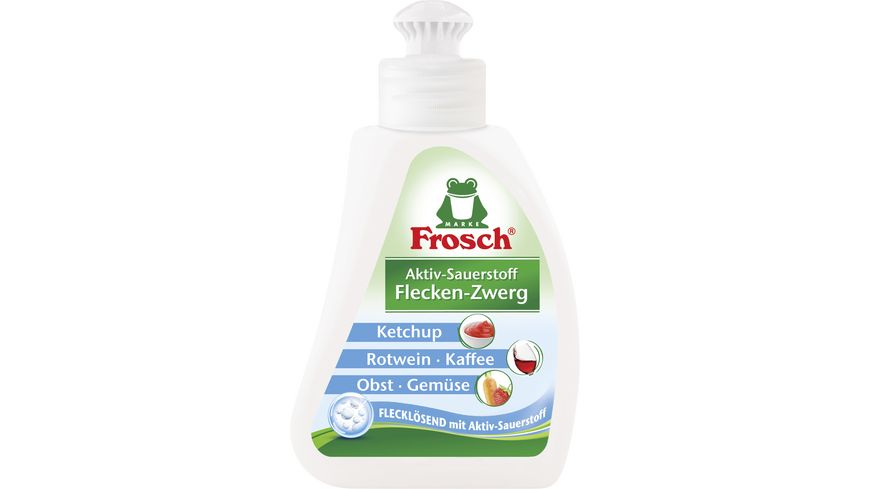 Frosch Aktiv Sauerstoff Flecken-Zwerg