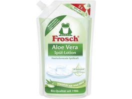 Frosch Aloe Vera Spuellotion