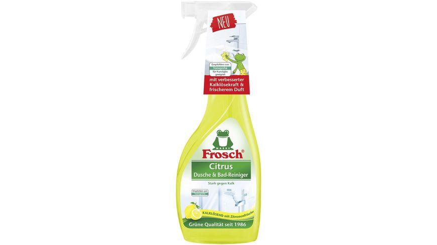 Frosch Dusch- & Badreiniger