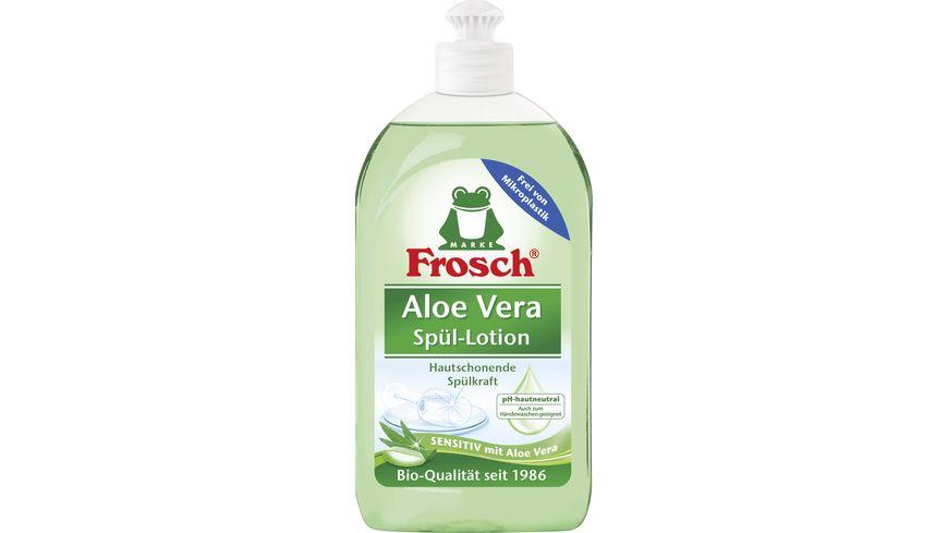 Frosch Aloe Vera Spül-Lotion