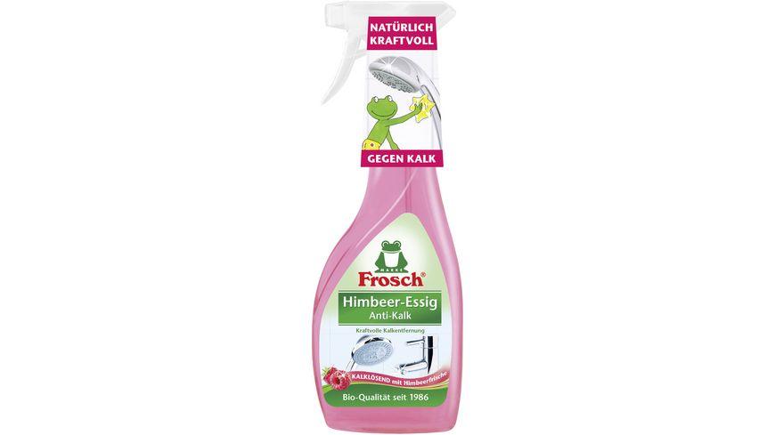 Frosch Himbeer Essig Anti Kalk
