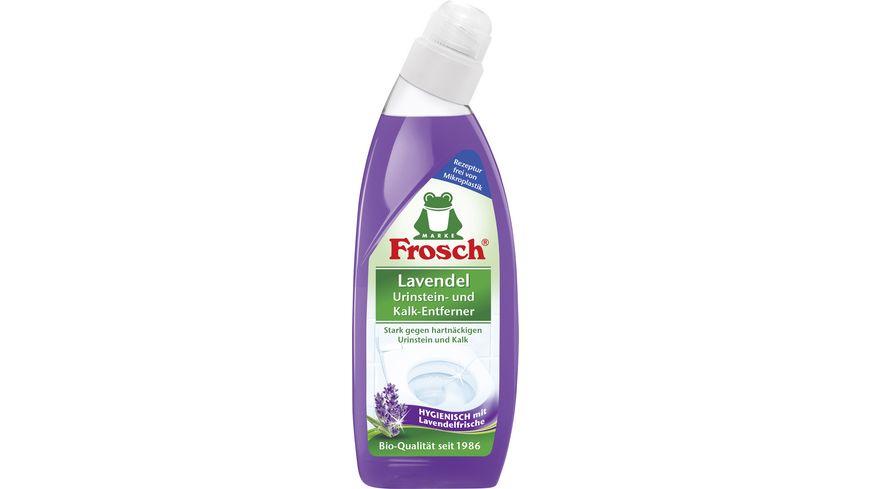 Frosch Lavendel Urin und Kalk Entferner