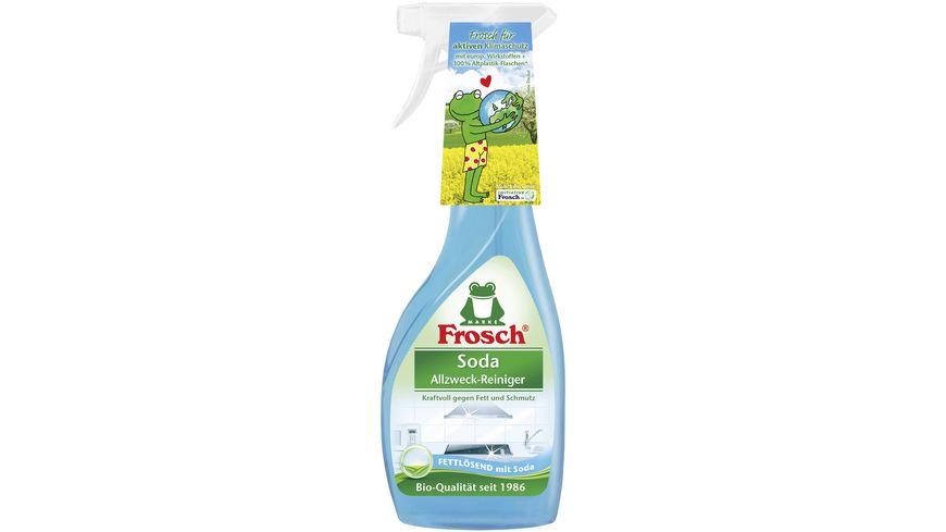 Frosch Soda Allzweck Reiniger