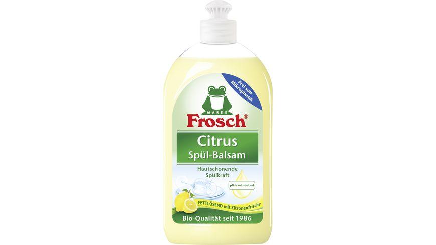 Frosch Spül-Balsam