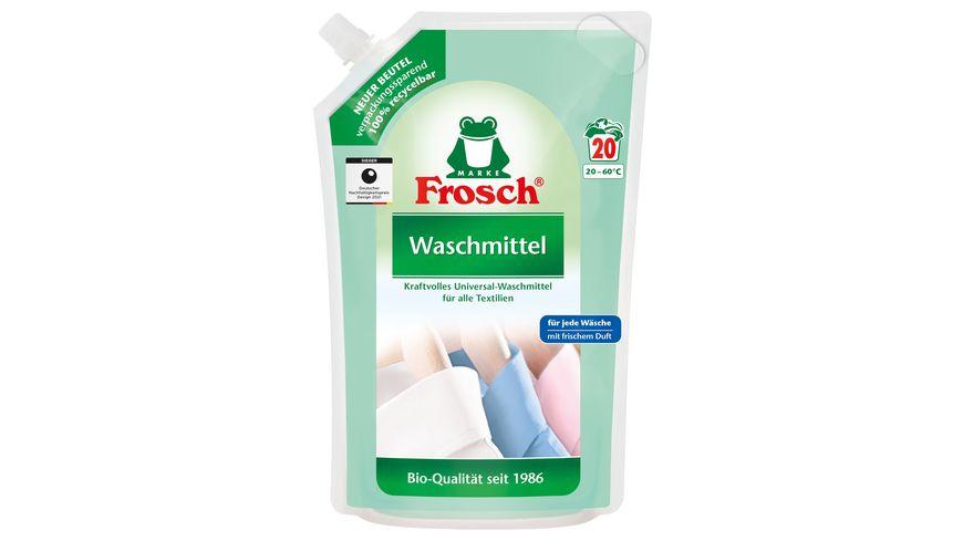 Frosch flüssig Universal-Waschmittel