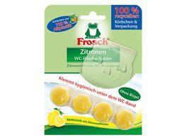 Frosch Zitronen Wc Frische Spueler