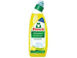 Frosch Zitronen WC Reiniger