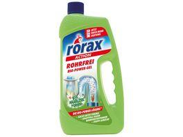 rorax Rohrfrei Bio Power Gel