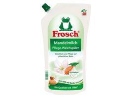 Frosch Mandelmilch Weichspueler