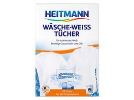 HEITMANN Waesche Weiss Tuecher