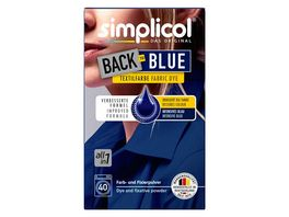 simplicol Back to Blue