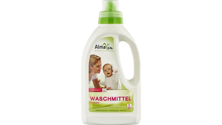 AlmaWin Waschmittel Fluessig