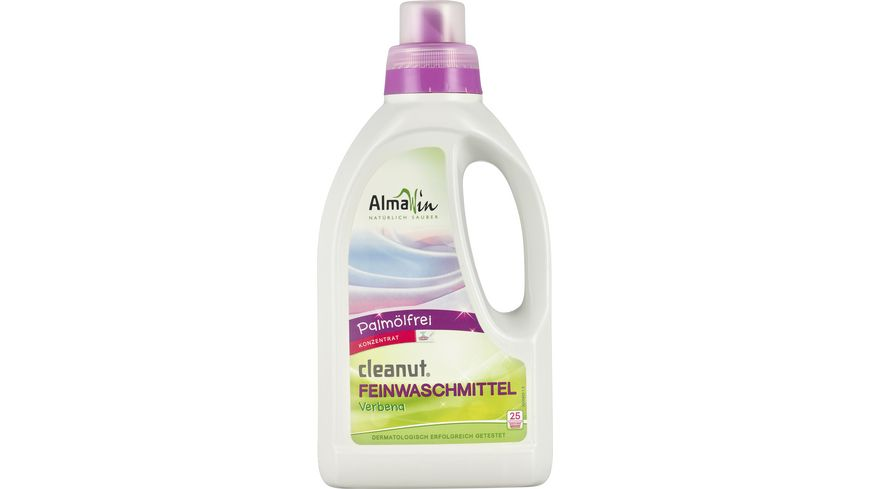 AlmaWin Waschmittel Cleanut Palmoelfrei