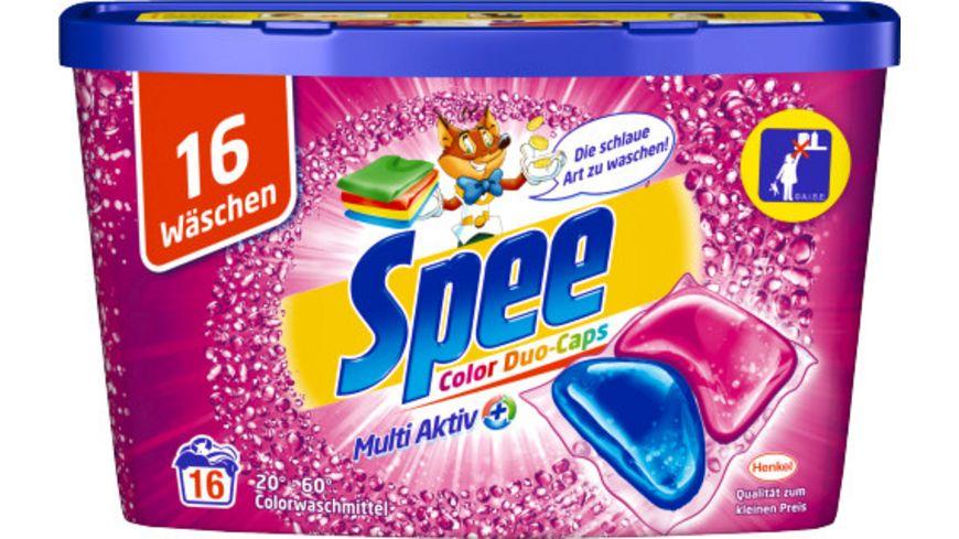 Spee Duo Caps Color
