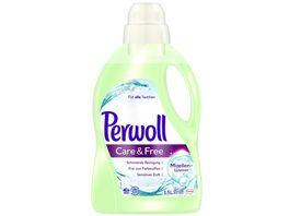 Perwoll Care Free