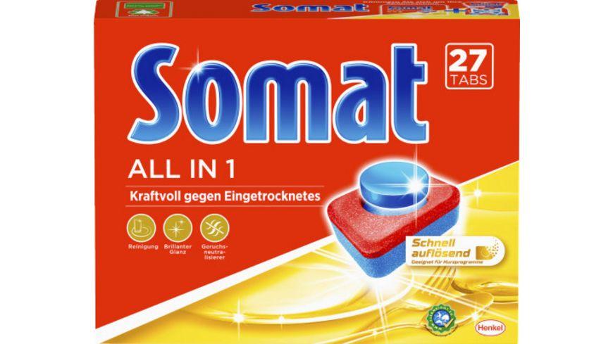 Somat Tabs 7 All in 1