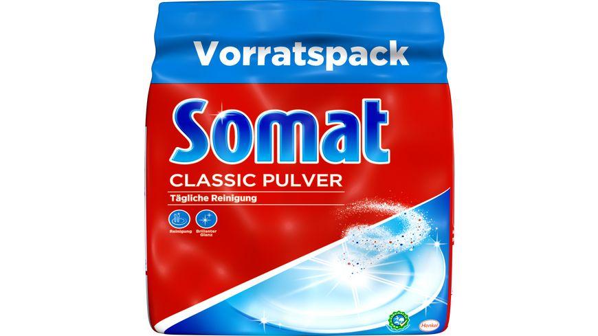 Somat Classic Pulver Reiniger