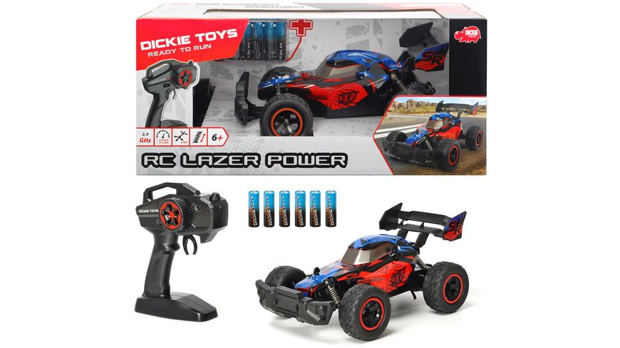 Dickie RC Lazer Power RTR
