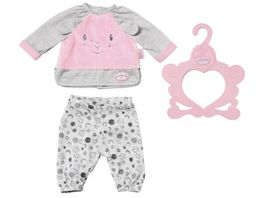 Zapf Creation Baby Annabell Sweet Dreams Pyjama 43cm