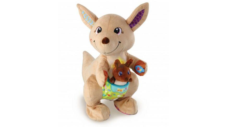 VTech Baby Huepf mit mir Kaenguru