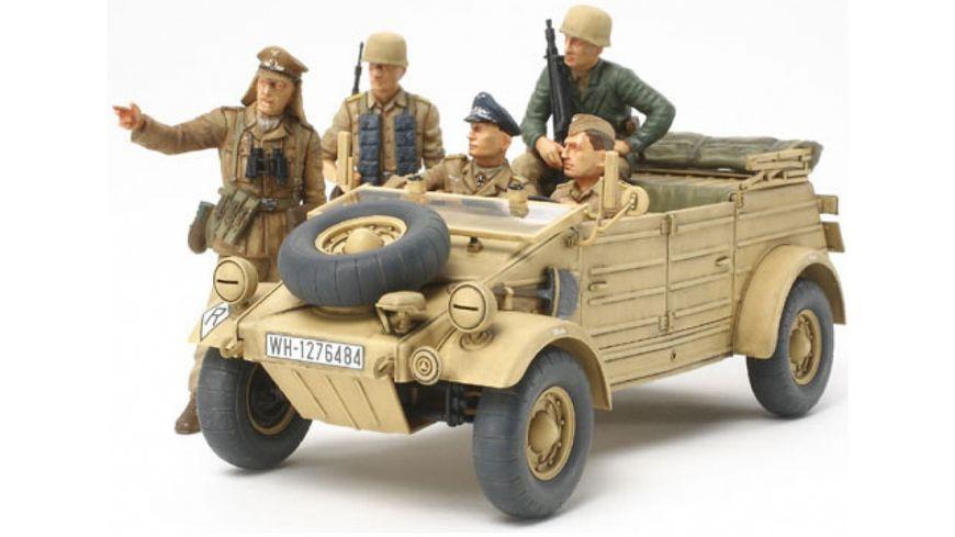 Tamiya 1 35 WWII Dt Kuebelwagen T82 Ramcke 5