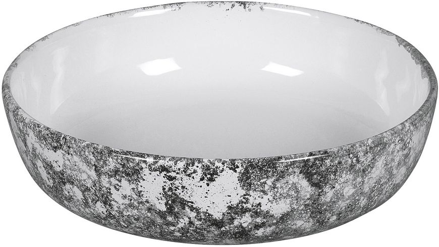 Schale Marble 31x8 5cm