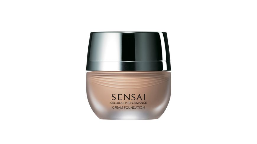SENSAI CELLULAR PERFORMANCE  FOUNDATIONS Cream Foundation