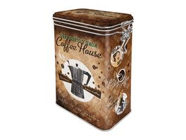 Nostalgic Art Aromadose Coffee House
